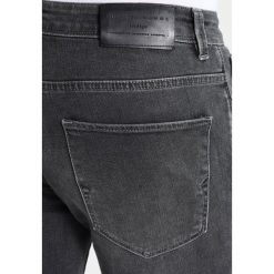 Jeansy męskie: Selected Homme Jeansy Slim Fit grey