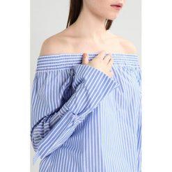 Bluzki, topy, tuniki: IVY & OAK CARMEN Bluzka blue
