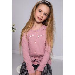 T-shirty dziewczęce: Różowa Bluzka NDZ7374