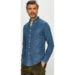 Polo Ralph Lauren - Koszula. Szare koszule męskie Polo Ralph Lauren, m, z bawełny, button down, z długim rękawem. Za 559,90 zł.