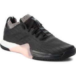 Buty adidas - CrazyTrain Elite W B75769  Cblack/Carbon/Cleora. Czarne buty do fitnessu damskie Adidas, z materiału. W wyprzedaży za 449,00 zł.