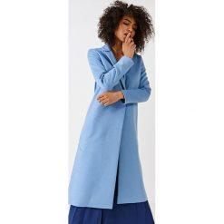 Płaszcze damskie pastelowe: Simple – Płaszcz