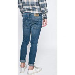 Produkt by Jack & Jones - Jeansy. Niebieskie jeansy męskie z dziurami marki PRODUKT by Jack & Jones. Za 129,90 zł.