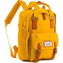 Plecak DOUGHNUT - D010-0031-F Macaroon Mustard. Żółte plecaki męskie Doughnut, z materiału. Za 349,00 zł.