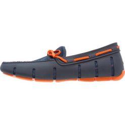Mokasyny męskie: Swims LACE LOAFER Mokasyny navy/orange