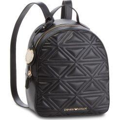 Plecaki damskie: Plecak EMPORIO ARMANI - Y3L020 YH60A 80001 Black