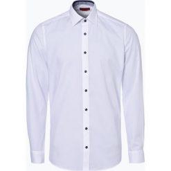 Finshley & Harding - Koszula męska łatwa w prasowaniu, czarny. Czarne koszule męskie non-iron marki Finshley & Harding, w kratkę. Za 129,95 zł.
