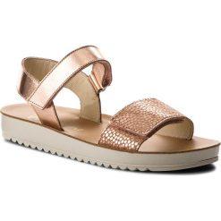 Sandały dziewczęce: Sandały NATURINO – 0010502349.02.9112 D La Rose