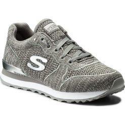 Buty SKECHERS - Low Flyers 709/GYSL Gray/Silver. Szare buty do fitnessu damskie Skechers, z materiału. W wyprzedaży za 219,00 zł.