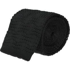 Krawat terni czarny classic 200. Czarne krawaty męskie Recman, z aplikacjami, klasyczne. Za 79,00 zł.