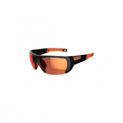 Okulary przeciwsłoneczne MH 590 kategoria 4. Czarne okulary przeciwsłoneczne damskie lenonki QUECHUA, z gumy. Za 149,99 zł.