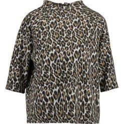 T-shirty damskie: Soaked in Luxury JULITA  Tshirt z nadrukiem brown