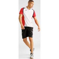 Erima RAZOR 2.0 Koszulka polo white/red/black. Białe koszulki sportowe męskie Erima, m, z materiału. Za 179,00 zł.