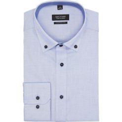 Koszula bexley 2673 długi rękaw custom fit niebieski. Czerwone koszule męskie marki Recman, m, z długim rękawem. Za 139,00 zł.