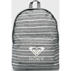 Roxy - Plecak. Szare plecaki damskie Roxy, z poliesteru. W wyprzedaży za 129,90 zł.