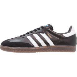 Adidas Originals SAMBA OG Tenisówki i Trampki core black/footwear white. Czarne tenisówki męskie adidas Originals, z materiału. Za 399,00 zł.