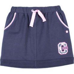 Coccodrillo - Spódnica dziecięca 128-158 cm. Szare minispódniczki marki COCCODRILLO, z bawełny, proste. Za 49,90 zł.
