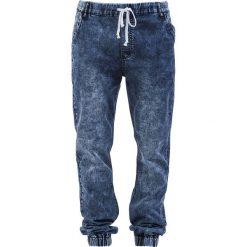 Forplay Jogg Jeans Spodnie dresowe niebieski. Niebieskie jeansy męskie Forplay, z dresówki. Za 164,90 zł.