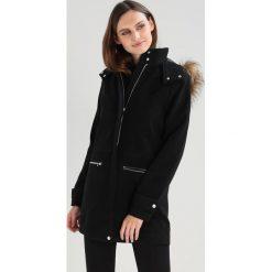 Kurtki i płaszcze damskie: New Look Tall DUFFLE Krótki płaszcz black