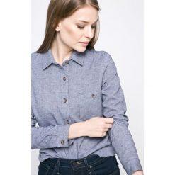 Femi Stories - Koszula Nico. Szare koszule damskie marki Femi Stories, l, z bawełny, casualowe, z klasycznym kołnierzykiem, z długim rękawem. W wyprzedaży za 159,90 zł.