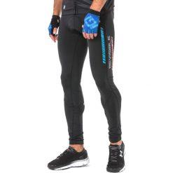 IQ Spodnie rowerowe Marmo Black r.  M. Szare odzież rowerowa męska marki IQ, l. Za 105,31 zł.