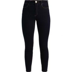 Dorothy Perkins BAILEY Jeansy Slim Fit indigo. Niebieskie jeansy damskie marki Dorothy Perkins, z bawełny. Za 129,00 zł.