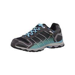 Buty trekkingowe damskie: MEINDL Buty damskie X-SO 30 Lady GTX czarno-niebieskie r. 37 (3981)