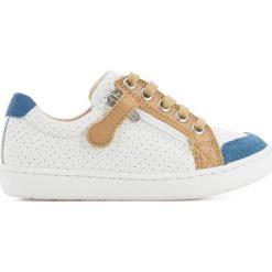 Trampki Play Lo Bi Zip. Brązowe buty sportowe chłopięce marki Havaianas, z kauczuku, na sznurówki. Za 305,76 zł.