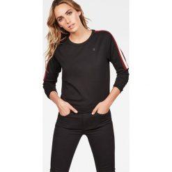 G-Star Raw - Bluza. Czerwone bluzy damskie marki G-Star RAW, l, z bawełny. Za 279,90 zł.
