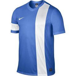 Nike Koszulka męska SS Striker III Jersey niebieska r. M (520460 463). Niebieskie t-shirty męskie marki Nike, m, z jersey. Za 69,00 zł.