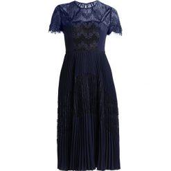 Sukienki hiszpanki: Whistles BIANCA DRESS Sukienka koktajlowa navy