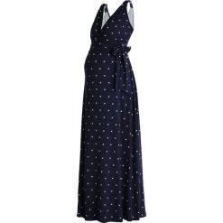 Długie sukienki: Envie de Fraise ROMAINE TANK Długa sukienka navy blue/off white