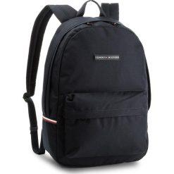 Plecak TOMMY HILFIGER - Tommy Backpack AM0AM03237 413. Czarne plecaki męskie marki TOMMY HILFIGER, z bawełny. Za 349,00 zł.