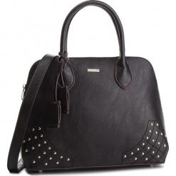 Torebka WITTCHEN - 87-4Y-558-1 Czarny. Czarne torebki klasyczne damskie marki Wittchen, ze skóry ekologicznej. W wyprzedaży za 219,00 zł.