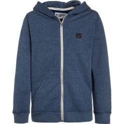 Billabong ALL DAY Bluza rozpinana dark blue heath. Niebieskie bluzy chłopięce rozpinane marki Billabong, z bawełny. W wyprzedaży za 170,10 zł.