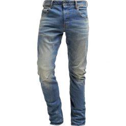 GStar ARCZ 3D SLIM Jeansy Slim fit cyclo stretch denim. Niebieskie jeansy męskie relaxed fit marki G-Star. W wyprzedaży za 426,30 zł.