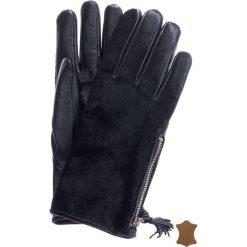 Rękawiczki damskie: Rękawiczki z włosem