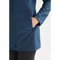 Icepeak LINNEA Kurtka Softshell blue. Niebieskie kurtki damskie softshell Icepeak, z elastanu. W wyprzedaży za 284,25 zł.