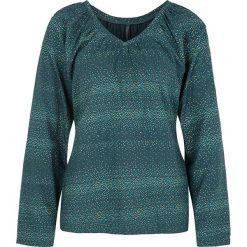 """Bluzki asymetryczne: Koszulka """"Alondra"""" w kolorze morskim"""