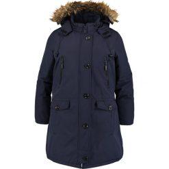 JETTE Parka dark blue. Niebieskie parki damskie marki JETTE, z bawełny. W wyprzedaży za 1007,20 zł.