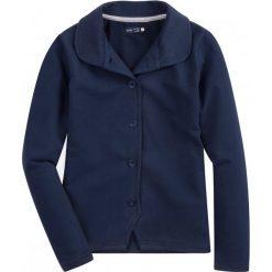 Bluzy dziewczęce: Rozpinana bluza z kołnierzykiem dla dziewczynki 9-12 lat