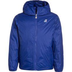 KWay THERMO AIR Kurtka puchowa blue royal metal. Niebieskie kurtki chłopięce zimowe marki K-Way, z materiału. W wyprzedaży za 575,20 zł.