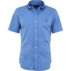 Polo Ralph Lauren SLIM FIT Koszula deep blue. Szare koszule męskie slim marki Polo Ralph Lauren, l, z bawełny, button down, z długim rękawem. Za 419,00 zł.