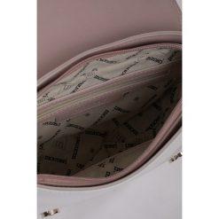 Monnari - Torebka. Brązowe torebki klasyczne damskie marki Monnari, w paski, z materiału, średnie. W wyprzedaży za 119,90 zł.