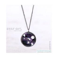 Naszyjniki damskie: Star Girl i Pełnia Księżyca – naszyjnik simple