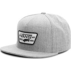 Czapka z daszkiem VANS - Full Patch Snap VN000QPUHTG Heather Grey. Szare czapki z daszkiem męskie marki Vans, z bawełny. Za 109,00 zł.
