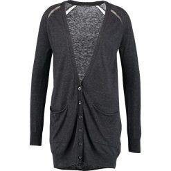 Kardigany damskie: Sisley Kardigan dark grey