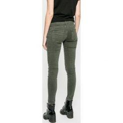 Answear - Jeansy Blossom Mood. Czarne jeansy damskie marki ANSWEAR. W wyprzedaży za 99,90 zł.