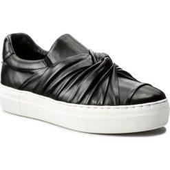 Sneakersy JOOP! - Kravia 4140003548 Black 900. Czarne sneakersy damskie JOOP!, z materiału. W wyprzedaży za 369,00 zł.