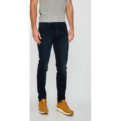Levi's - Jeansy 512. Brązowe jeansy męskie slim Levi's®, z bawełny. Za 369,90 zł.